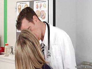 The Doctor Lick And Fuck My Pussy