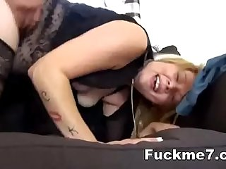 Horny Girl Ends up Fucking her Ass