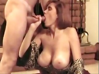 Mature Homemade blowjob amateur